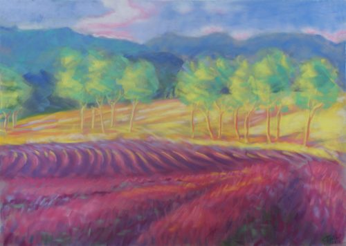 kleurrijke workshop modern schilderen  dubbel